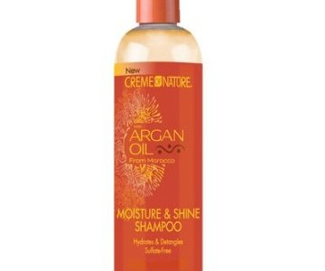 Creme of Nature Moisture and Shine Shampoo with Argan Oil Review