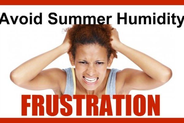 Avoid Summer Humidity Frustration: Tips for Managing Your Hair
