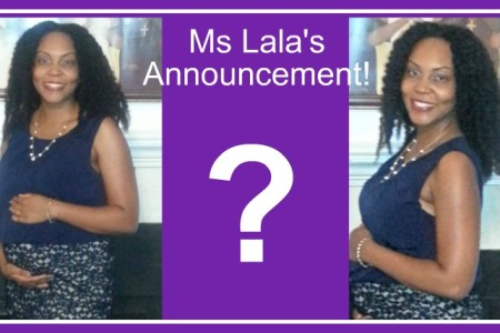 Ms Lala's Announcement!