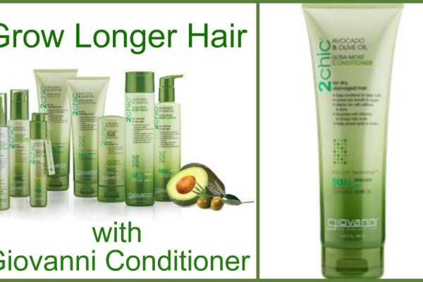 Giovanni 2 Chic Avocado & Olive Oil Ultra Moist Conditioner Review