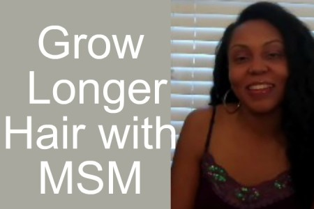 MSM for Hair Growth