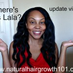 Natural Hair Growth Update